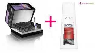 Faites repousser vos cheveux avec Dercos Neogenic de Vichy