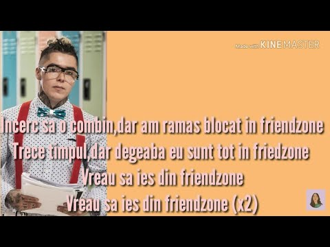 Lino Golden X Selly - Friendzone (Versuri/LYRICS)