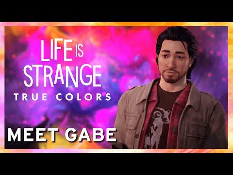 Meet Gabe - Life is Strange: True Colors