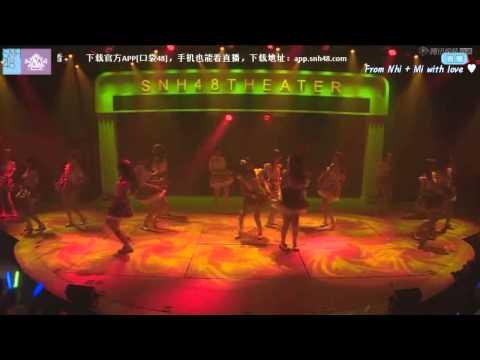 [Vietsub+Pinyin] Sonna Konna Wake de - SNH48 Team NI