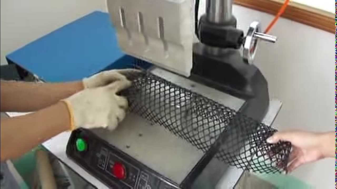 hight resolution of plastic welder machine
