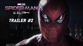 Spider-Man: No Way Home: TEASER TRAILER #2 - Andrew Garfield, Tom Holland Film (CONCEPT)