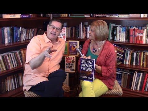 Robert G Allen Speaks on Multiple Streams of Income