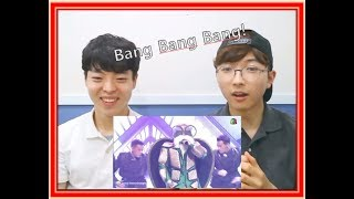 Video Korean men react [Bang Bang Bang -Turtle mask @Mask Singer2] download MP3, 3GP, MP4, WEBM, AVI, FLV Januari 2018