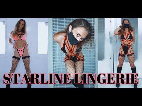 STARLINE LINGERIE TRY-ON HAUL!!!