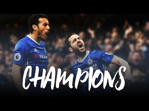 Chelsea FC. 2017 Premier League Champions Mini-Movie (Motivation) ᴴᴰ