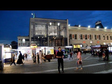 Ярославский вокзал Москвы