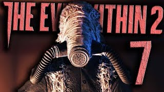The Evil Within 2 - Part 7 | Flamethrower Bossfight