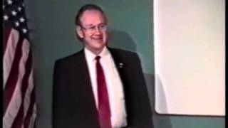 Connecting the Dots (FULL) -How the Financial World Will Collapse (1991 Lecture at USC)