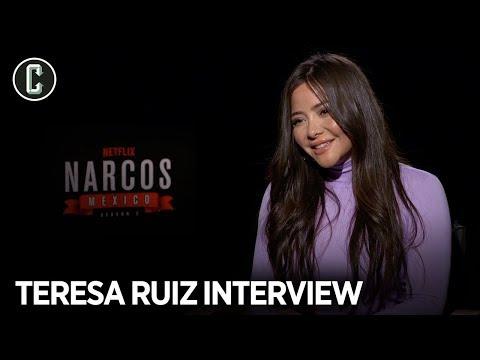 Teresa Ruiz Talks Narcos: Mexico Season 2 And Learning From Martin Landau