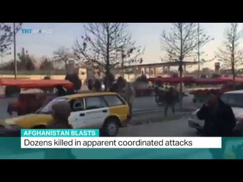 Afghanistan Blasts: Double bombing attack near parliament in Kabul