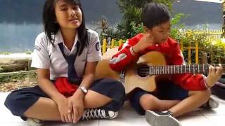 Indah cintaku cover by Tiwi and Henry
