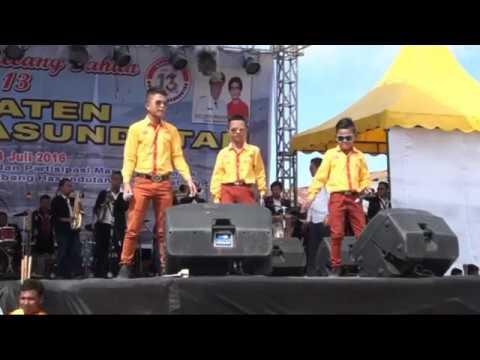 MAC'S TRIO Live HUT Humbang Hasundutan 13 - Putra Humbang