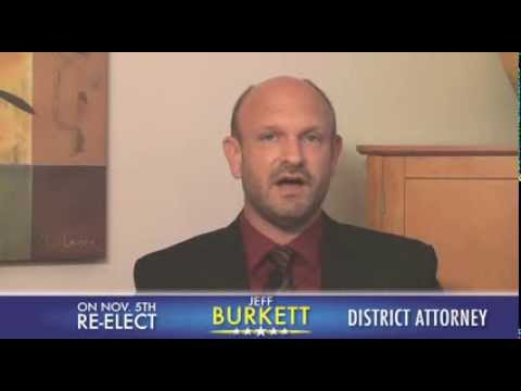 Re-Elect Jeff Burkett for Jefferson County District Attorney