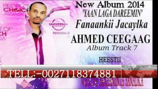 AHMED CEEGAAG 2014 TUSMO  OFFICIAL