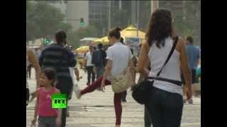 Бразильские фавелы перестают быть районами нищих