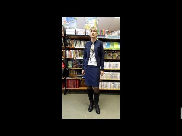 Изображение предпросмотра прочтения – ЕленаБодрова читает произведение «Варварство» М.М.Залилова (Джалилова)