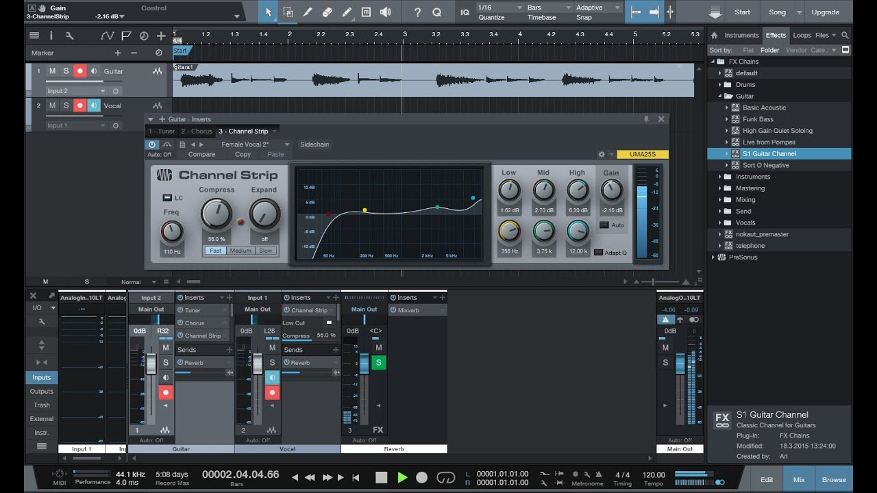 free drum loops for studio one