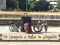 De Zaragoza a Gallur En Bicicleta Plegable
