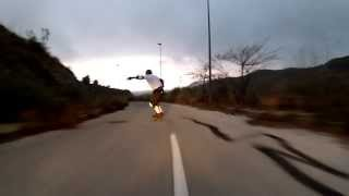 DTC Victory Pure Vs Andalusia, España | Newton's Shred Longboard Shop