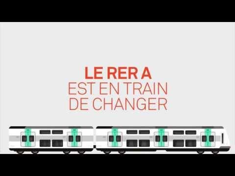 Travaux d'été RER A : Comprendre les travaux