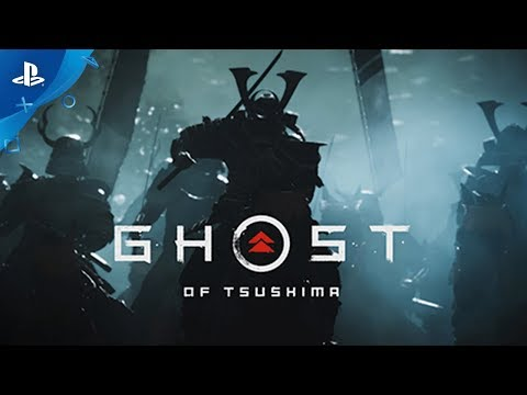 Ghost of Tsushima - PGW 2017 Announce Full online | PS4