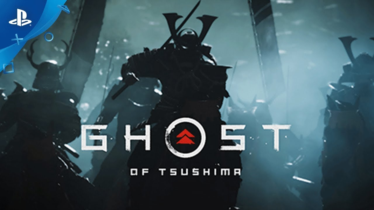 Ghost Of Tsushima Pgw  Announce Trailer Ps