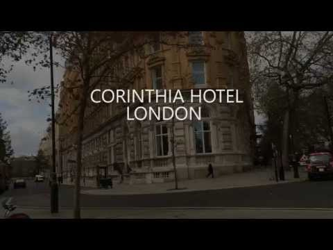 Corinthia Hotel London: Video Review HD