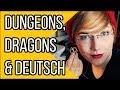 Learn German  Dungeons, Dragons & Deutsch  German RPG Vocabulary  Deutsch Fr Euch 102