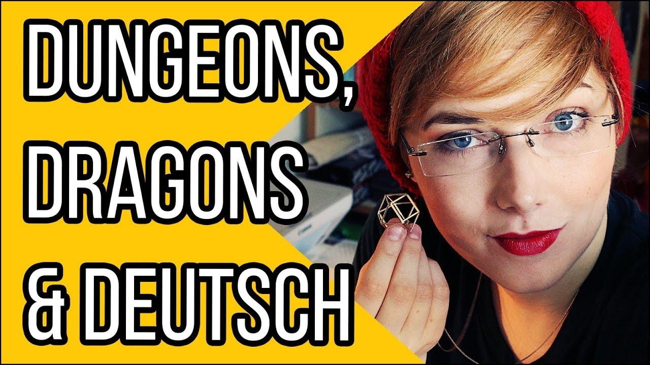 dragons deutsch