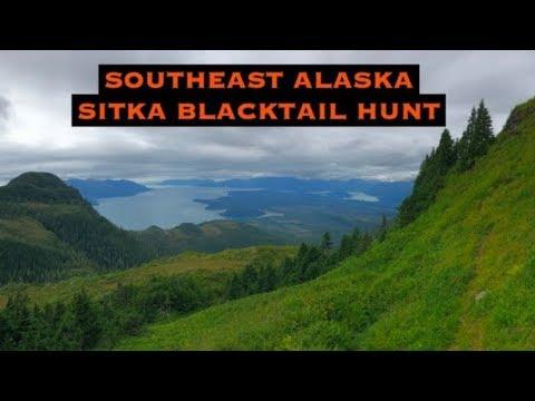 Southeast Alaska Sitka Blacktail Hunt - Alaska Series Vlog 9