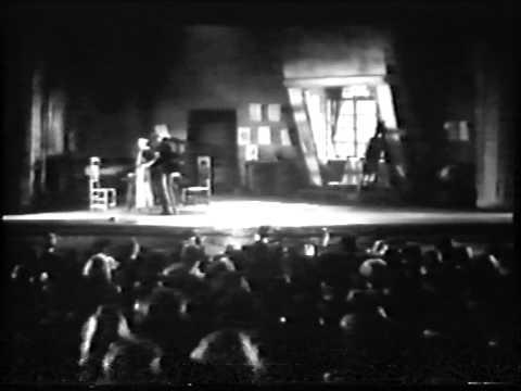 "Peter Anders & Elisabeth Schwarzkopf - La Boheme Duett in ""Nacht ohne Abschied"" 1943"