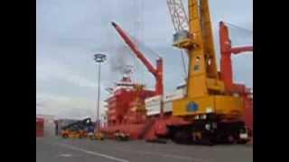 Operacion Puerto Cartagena 2009