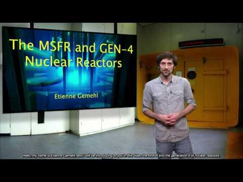 Gemehl - MSFR and Generation IV