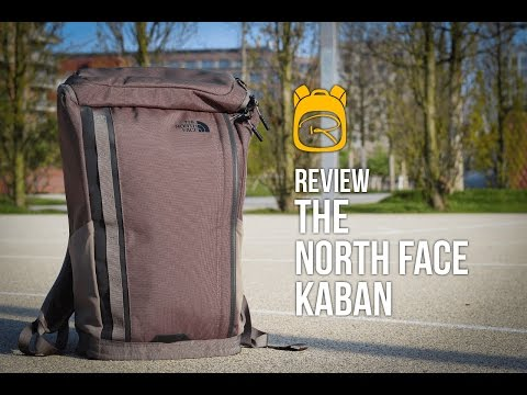 North Face Kaban - Review auf Deutsch - Rucksack Test