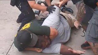 Raw Footage: Police Brutality Compilation #2