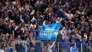 We Are Rangerstown: New York Rangers 2015-2016 First Half