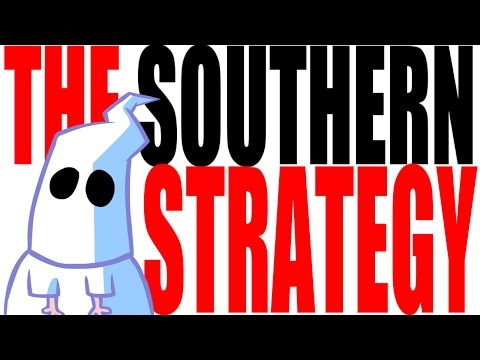 What was the Southern Strategy?