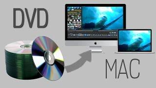 Comment lire des CD & DVD sur MAC ?