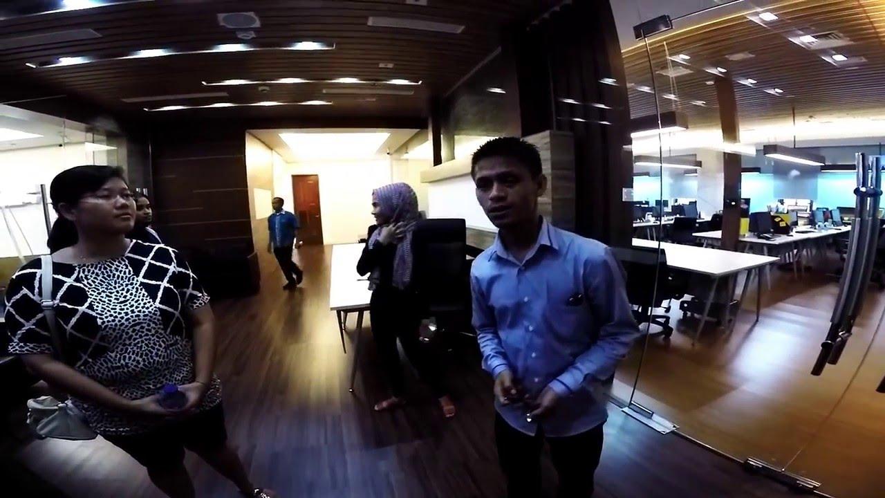 Wisata Ke Jakarta Smart City - YouTube