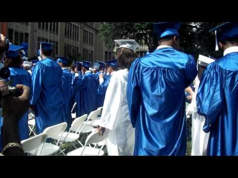 John Adams High School Graduation - class of 2011