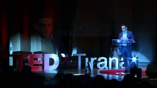 Think Big, Dare and Work Hard: Agron SHEHAJ at TEDxTirana