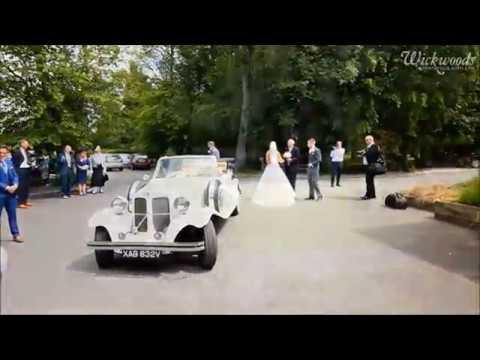 Weddings at Wickwoods