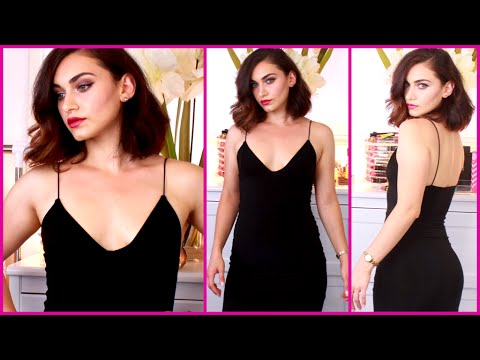 Date Night / Valentine's Makeup, Hair & Outfit | RubyGolani