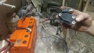 Qanday generator tekshirish uchun. Oson ekan!!! BMW e39