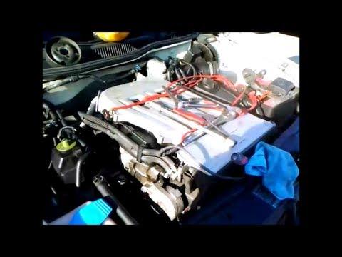 Water Pump / Radiator Repair 2000 Jetta VR6