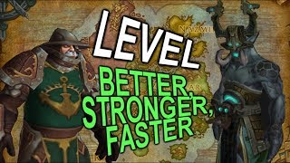16 Tips To Level Faster & More Efficiently in BFA