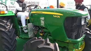 New model John Deere 5405 4wd | 63 HP Tractor | full review  | जोनडियर 5405 4 वाई 4 की फुल जानकारी