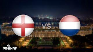 Прогноз на матч Англия 1:2 Нидерланды 29.03.2016 Сборные. Товарищеские матчи