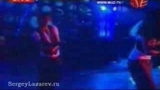 Скачать Сергей Лазарев Girlfriend Премия МУЗ ТВ 2008